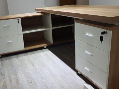 Agresso - Nantes Director's Desk