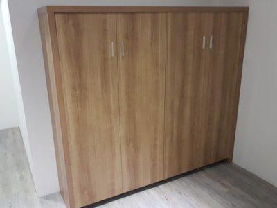 Agresso - Custom made Wooden Cabinet