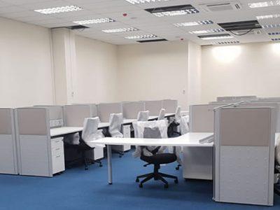 CBM (Woodlands Loop) - DP26 Series Workstations