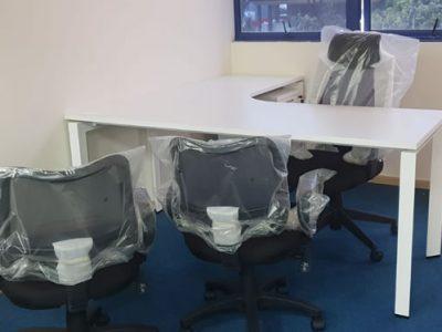 CBM (Woodlands Loop) - DE Series Executive Desk