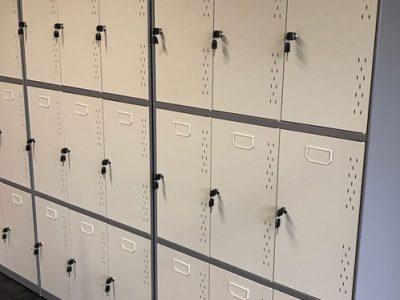 EQCOMS - SY Series Metal Door Lockers