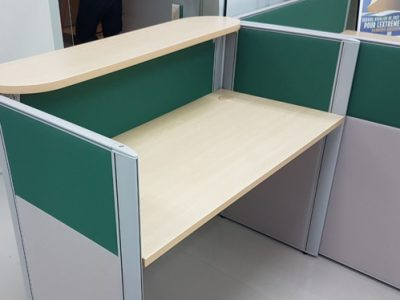 Valencia Design - DP26 Countertop Workstation