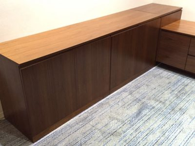 Harilela Hotels @ Holiday Inn Singapore Orchard - Patton Director's Desk