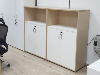 Hermes Abrasives Pte Ltd - Customised Cabinet
