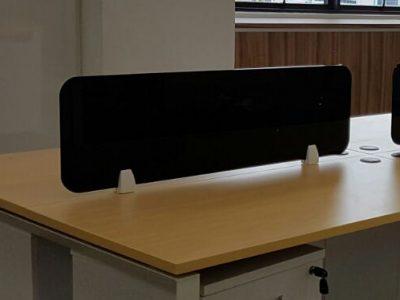 Imagination Desk - DE Series with Acrylic Panel