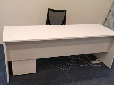 Tong Eng Building for Instyle Creative - Free standing Reception Desk
