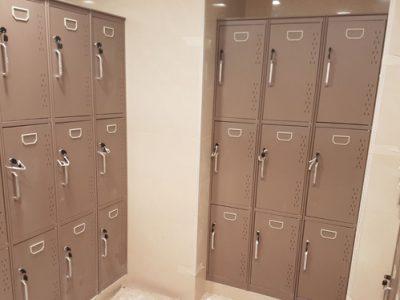 Nakano - SY Series 3 Locker