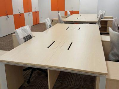 OLS Manufacturing - DE Series Desktop Panel Worktop