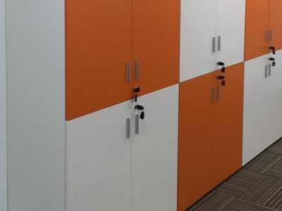 OLS Manufacturing - Wooden Cabinet
