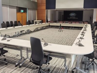 Office Furniture Conference Table_APEC Secretariat_Offitek