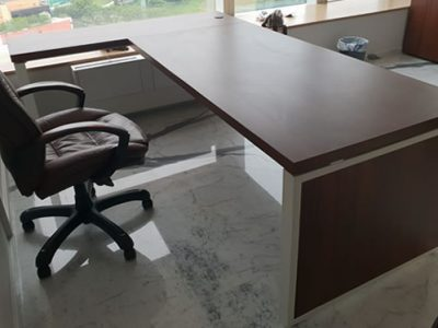 TL Yap Law Chambers - BO Series Customised Director's Desk