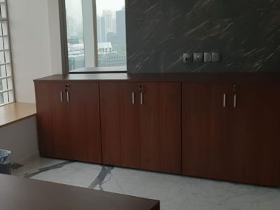 TL Yap Law Chambers - Customised Swing Door Cabinet