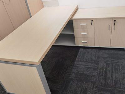 Agro Technic Pte Ltd - BO Series Director's Desk