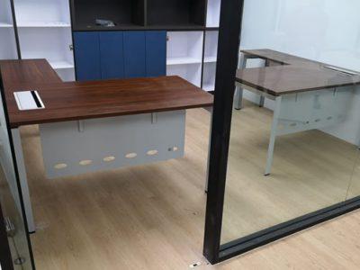 Ausko Pte Ltd - DE Series Free-standing Work Desk