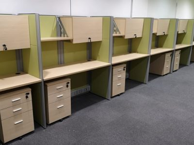 Chong Chen Building - DP26 Series with Hanging Cabinet