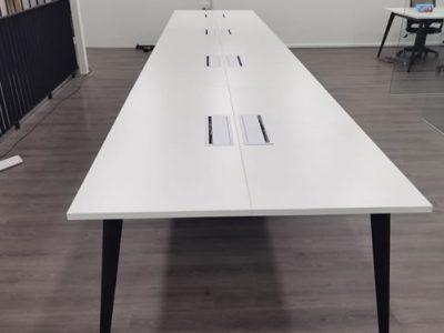 Eng Seng Tech Pte Ltd - BA Series Workstation Without Panels