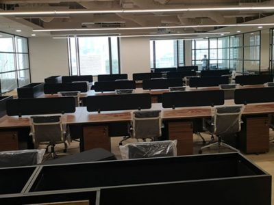 Image Creative (GWC) - DE Series Desktop Panel System Furniture