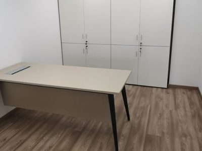 MapleBear @ St Michael - BA Series Executive Desk with Customised Cabinet