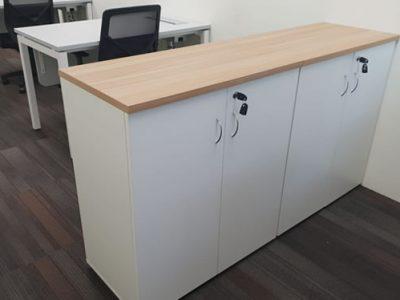 Milteck Industries - AL Series Low Cabinet