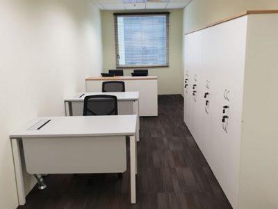 Milteck Industries - AL Series Office Furniture