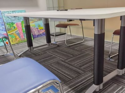 Smarte Carte - BN Series Conference Table