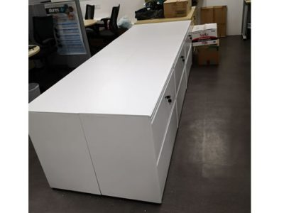 Sulzer - Customised Metal Low Cabinet