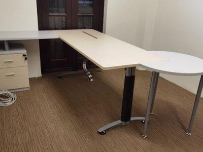 Three-D ConceptWerkez - BN Series Director's Desk