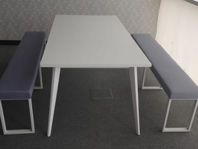 United Carpentry - BA Conference Table; Customised Benches