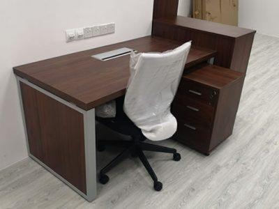 Raffles Hotel Gift Shop - BO Series Work Desk