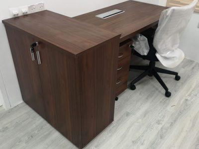 Raffles Hotel Gift Shop - Customised Cabinet
