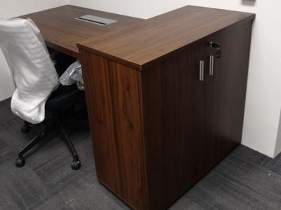 Raffles Hotel - Customised Swing Door Cabinet