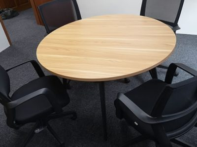 SPCI - BA Series Round Meeting Table