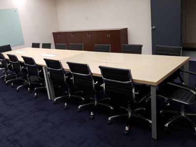 Verint - Conference Table with DE Table Legs