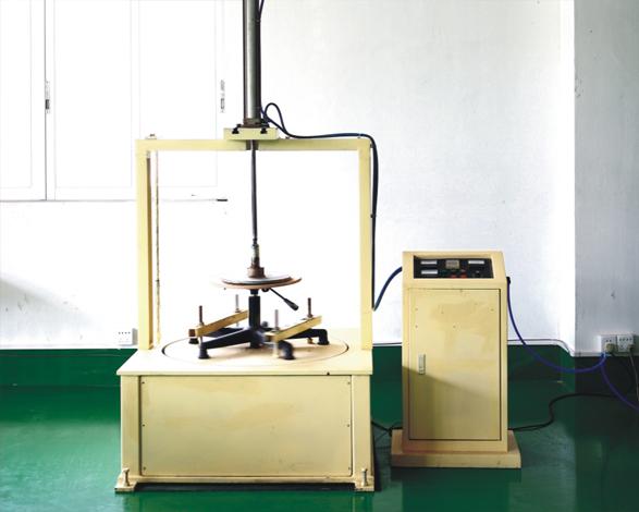 Wheel Castor Test
