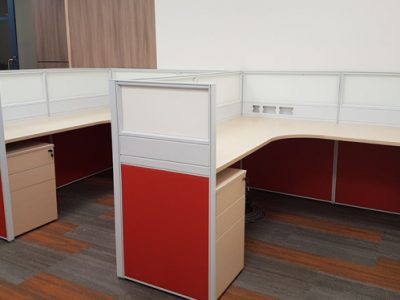 Temasek Poly for Logistics Construction - T40 Series Workstation