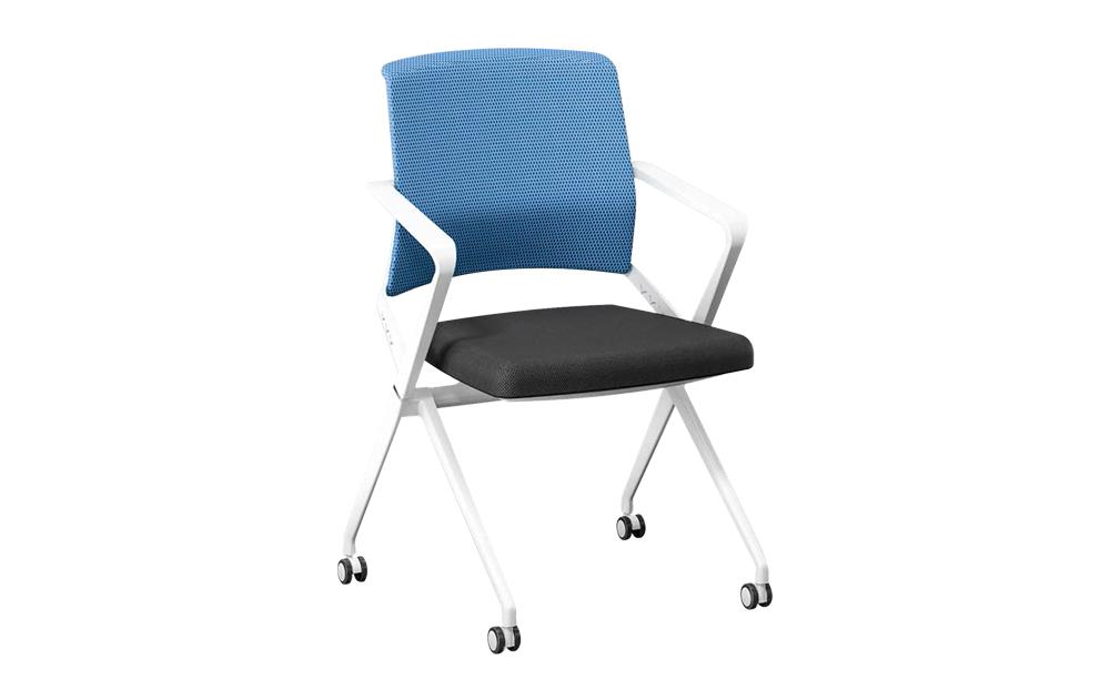 ergonomic office chair white frame-offitek