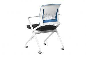 ergonomic office chair white frame