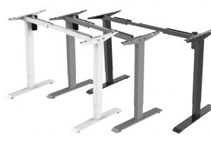 Height Adjustable Table Chassis ErgoLITE