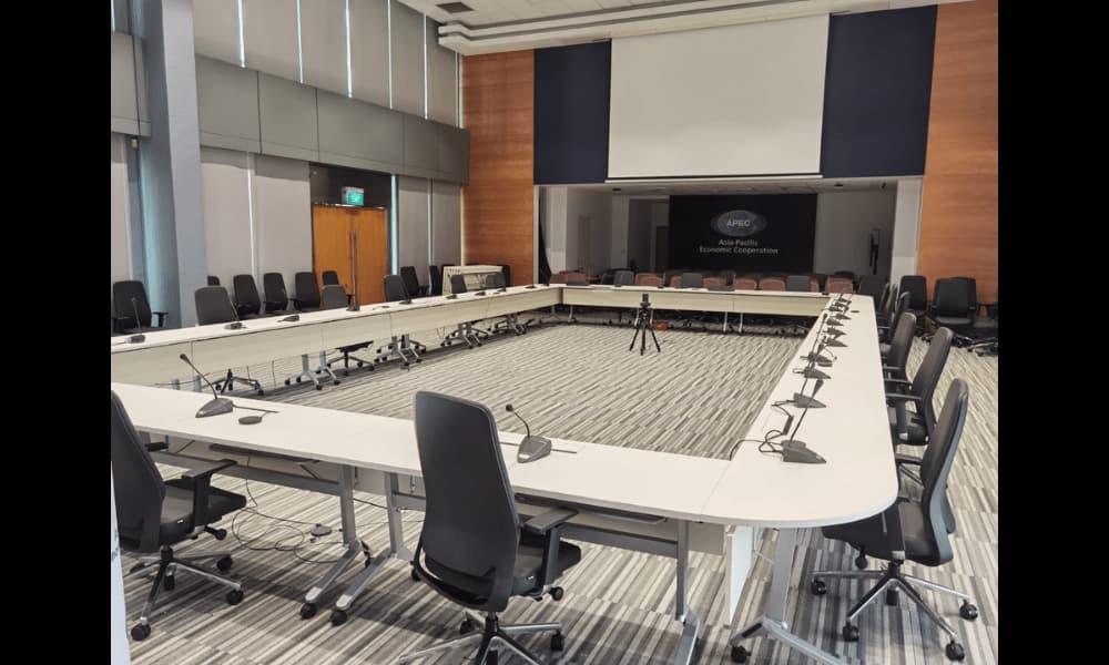 Conference Table APEC Secretariat_Offitek